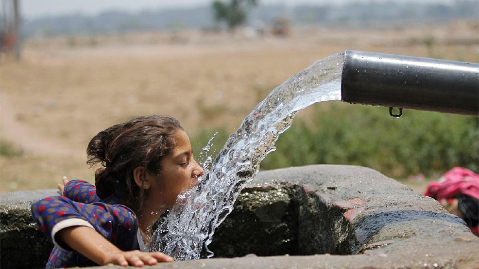 India records its hottest temperature ever (123.8F) amid heat wave