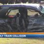 Woman killed in train accident identified