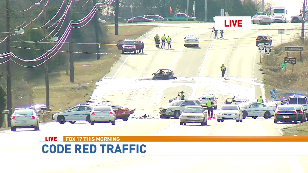 Serious Accident On Murfreesboro Pike Shuts Down Traffic Wztv