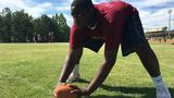 Deaf Westside senior pursues NFL dreams