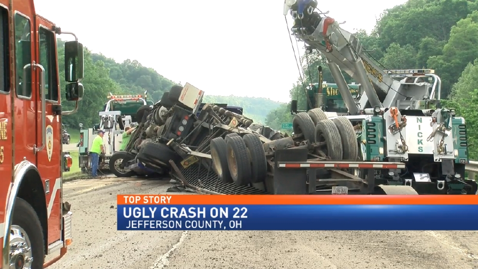 U S  22 accident will have lasting repercussions | WTOV