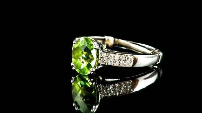 Peridots in History Have Long Been Mistaken for Emeralds