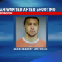 Man wanted in connection to early morning shooting in Huntington