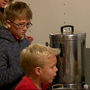 Doniphan brings holiday cheer to town with hot chocolate, Santa