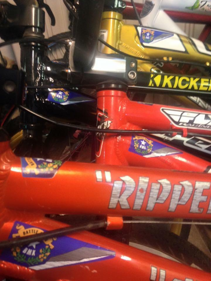Grinch steals $10,000 worth of BMX equipment from local non-profit over holiday weekend (Photo courtesy: Reno BattleBorn BMX Track)