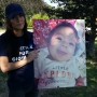 Awareness walk in Providence for child abuse victim
