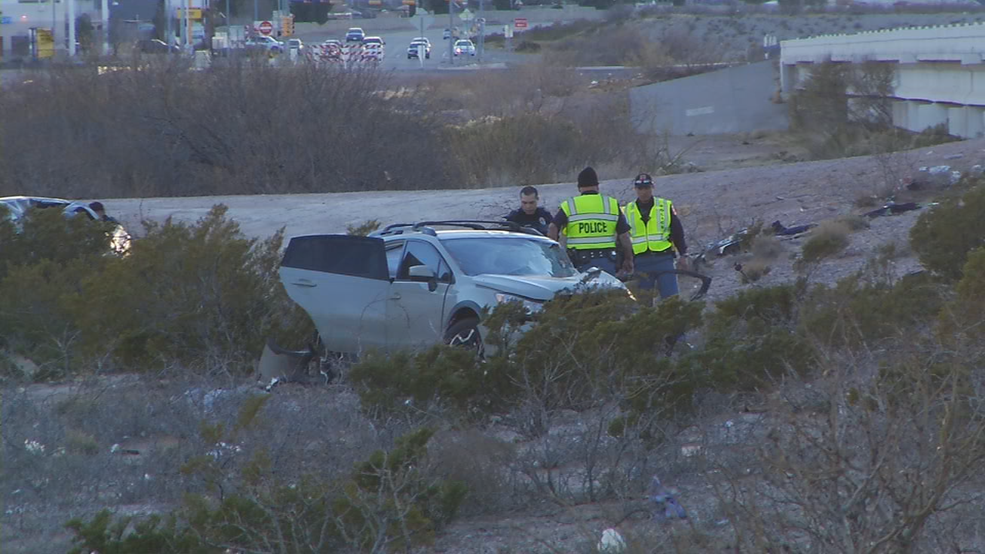 Vehicle accident on US 54 leaves six injured | KDBC