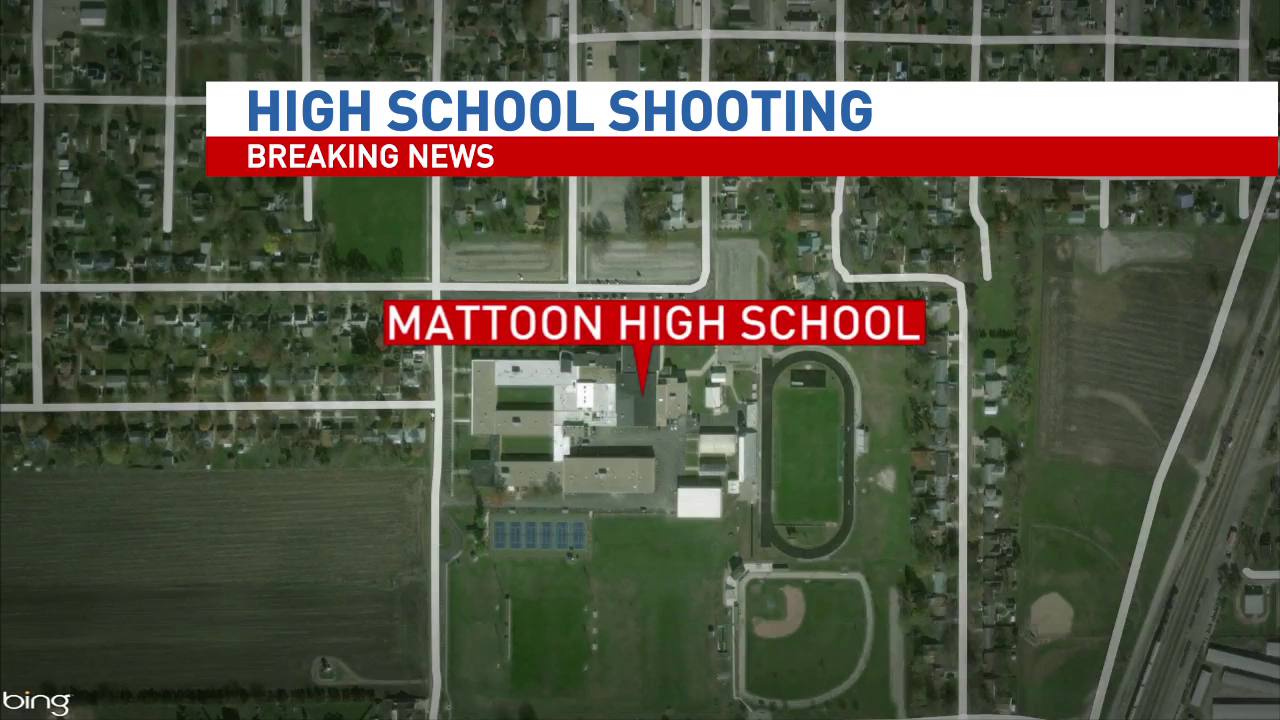 1 injured, 1 in custody in Mattoon High School shooting