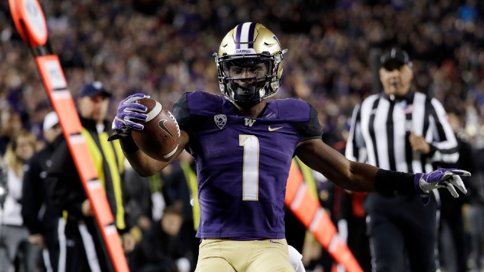 Speedy UW receiver John Ross goes to Bengals with 9th overall pick