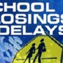 School Closures and Delays in Central New York