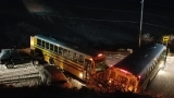 Idaho student taken to hospital after school buses collide