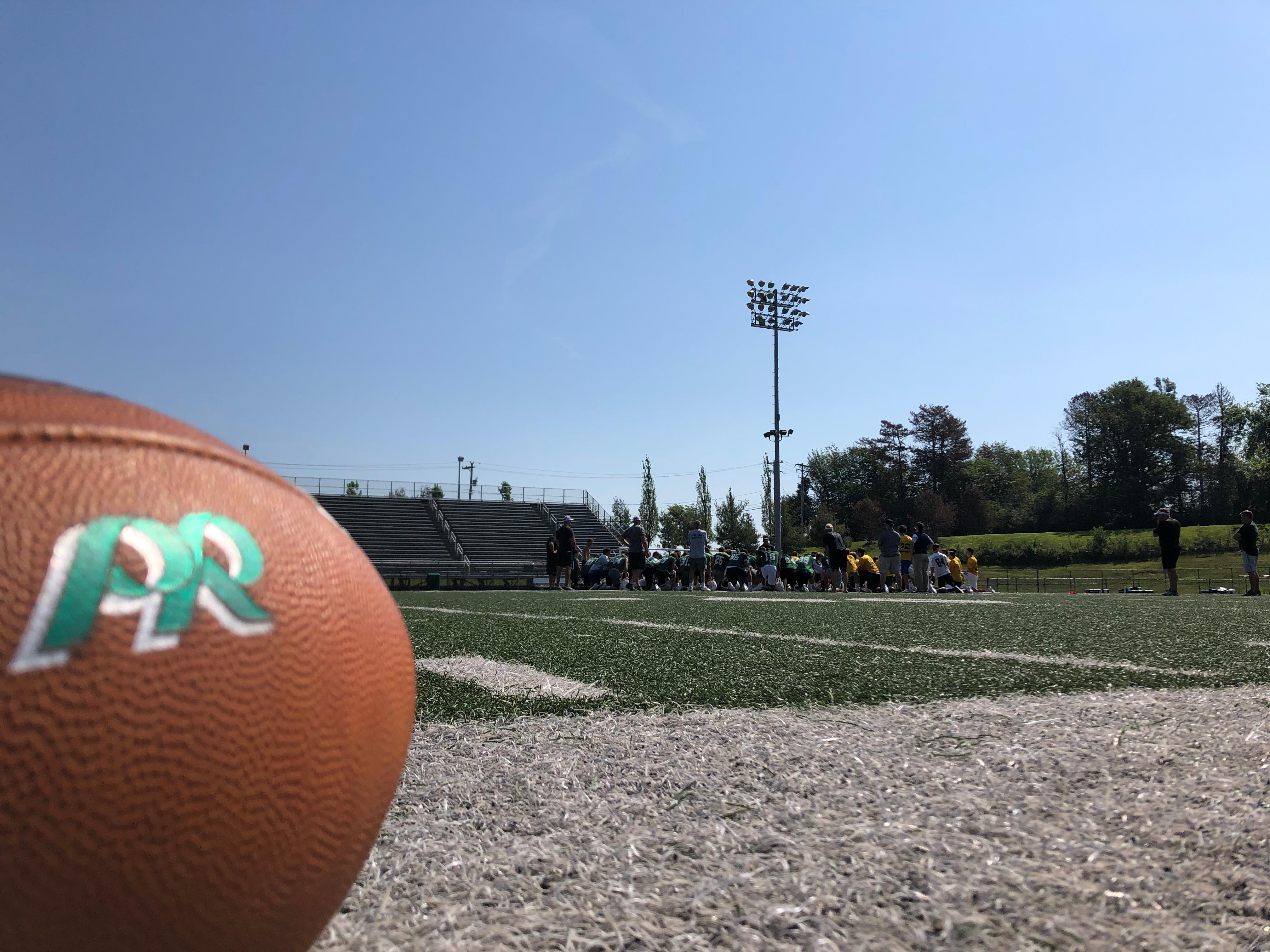 "A morning practice this August at Pine-Richland.{ }Watch the AHN Friday Night Rivals powered by IGS Energy ""Kickoff Special"" Aug. 23 at 7 p.m. on 22 the Point."