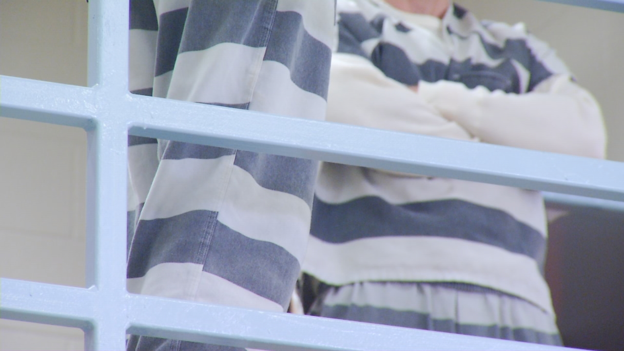 The heroin crisis is just as alarming at the Henderson County jail, where 85 percent of today's inmate population is addicted to drugs. Sheriff's Spokesperson Frank Stout says 60 percent of those are opioid addictions. (Photo credit: WLOS Staff)