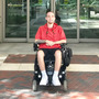Paralyzed Lexington young man chosen for clinical research study