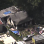 1 dead in house fire in Maryland, fire officials say