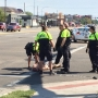 Naked man runs through SLC traffic, eludes police until Taser is used