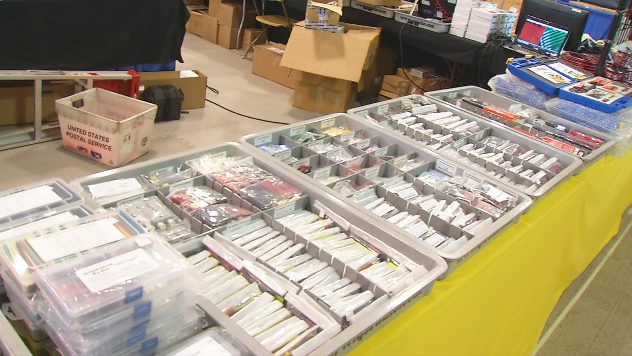 Hamvention brings thousands of amateur radio enthusiasts to the Miami Valley (WKEF/WRGT)