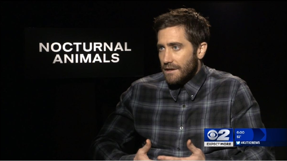 Jake Gyllenhaal talks masculinity, control and love in 'Nocturnal Animals'